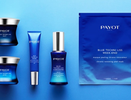 (Italiano) Blue Techni Liss by Payot: proteggi la pelle del viso contro gli effetti della luce blu